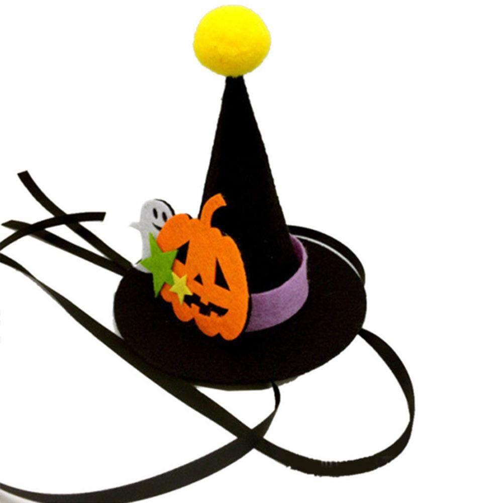 Cho thú cưng Chó Con Nón Lưỡi Trai Mũ Đội Đầu Trang Trí Halloween Vật Nuôi Trang Phục Chó Phụ Kiện Hóa Trang Halloween