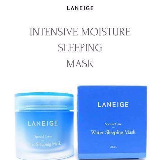 LANEIGE Special Care Water Sleeping Mask (70ml)