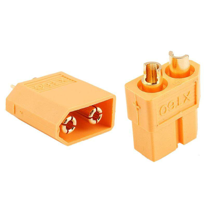 【free Shipping + Flash Deal】1 Pair Xt60 Plug Bullet Connectors Plugs Male&female Amass F/ Rc Lipo New By Audew.