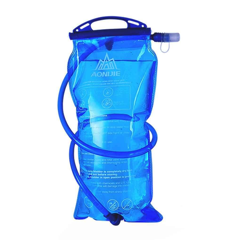Foldable Outdoor Soft Pocket Water Bag Jogging Hike Running Hydration Pack Mouth Water Drinking Bag For Aonijie By Zhangkongzhe.