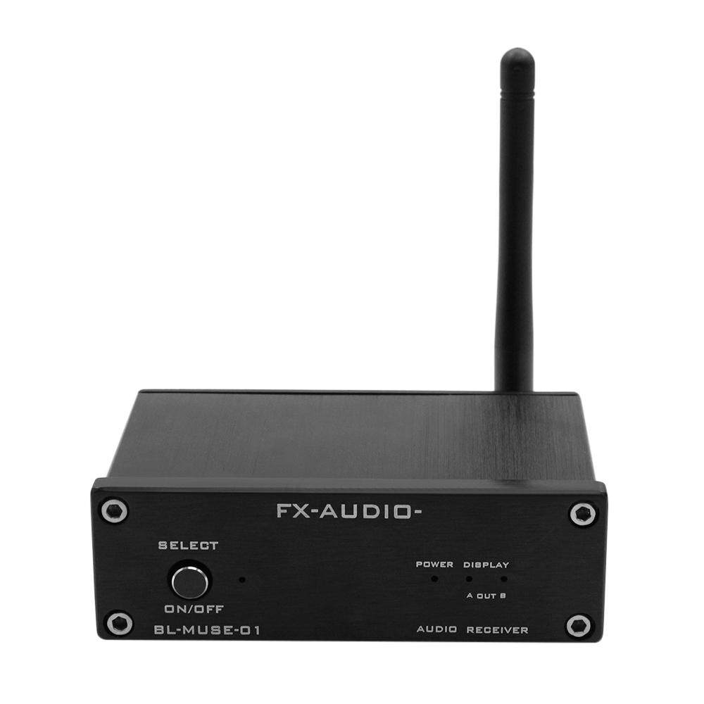 Fx-Audio Bl-Muse-01 Csr57e6 Bluetooth 4.0 Hifi Audio Receiver Analog Digital Optical Coaxial Rca Output W/antenna For Dac Amplifiers Eu Plug By Tdigitals.