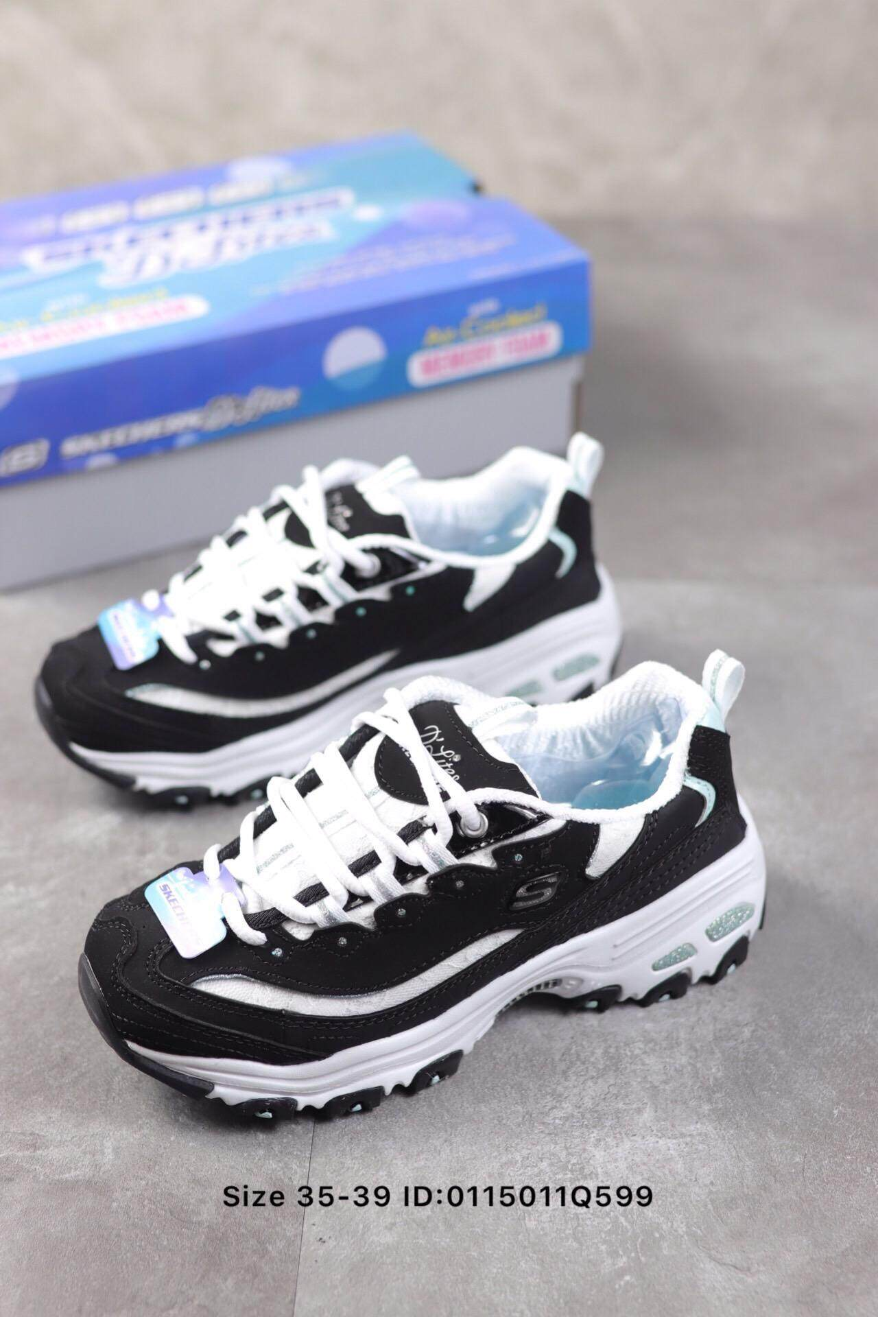 Skechers Dlites Retro Shoes Running Shoes Casual Shoes Fashion Womens Shoes By Cns265.