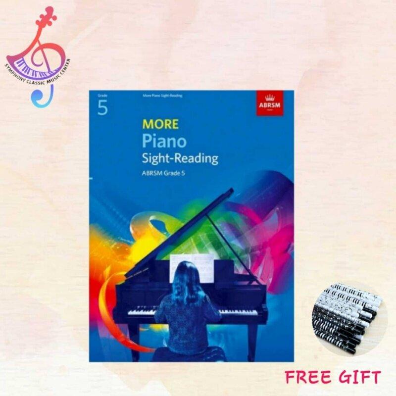 ABRSM More Piano Sight-Reading - Grade 5 Malaysia