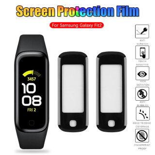 3D Bảo Vệ Phim, Cho Samsung Galaxy Fit 2 Phim Cho Đồng Hồ Thông Minh Galaxy Fit2, Ốp Bảo Vệ Màn Hình Không Phải Kính Mềm Fit2 R220 thumbnail