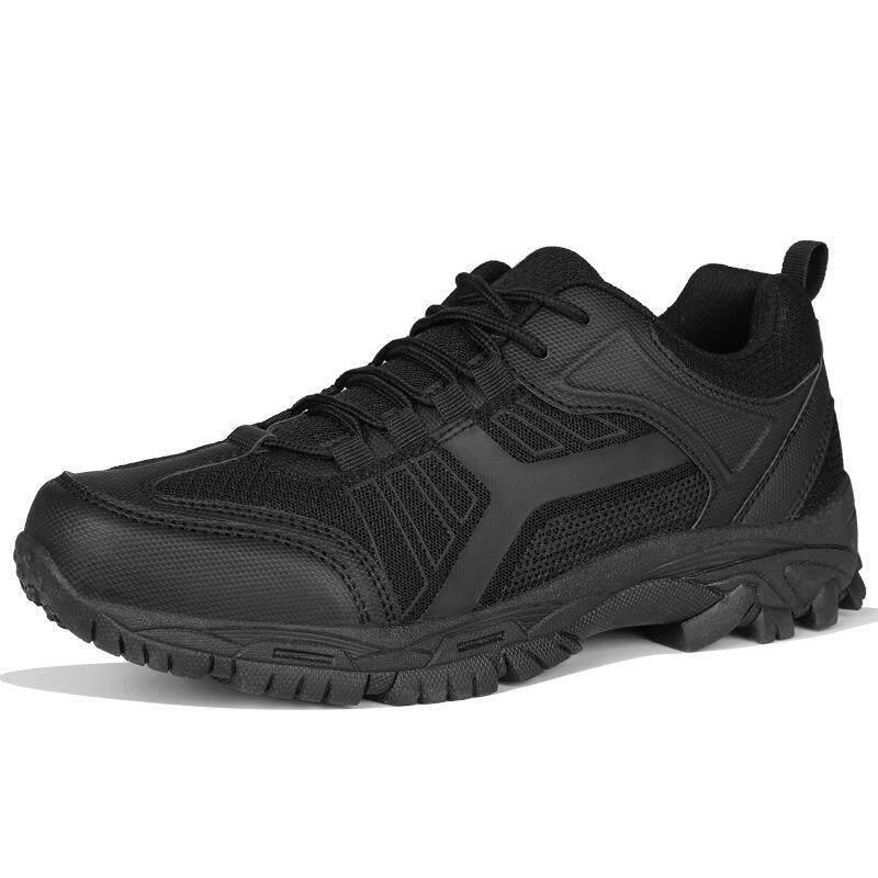 รองเท้าทหารชายs Low 07 รองเท้าคอมแบตน้ำหนักเบามากระบายอากาศได้รองเท้าบูตลุยป่า Forces รองเท้า 511 Desert รองเท้าปีนเขา By Waterlily.