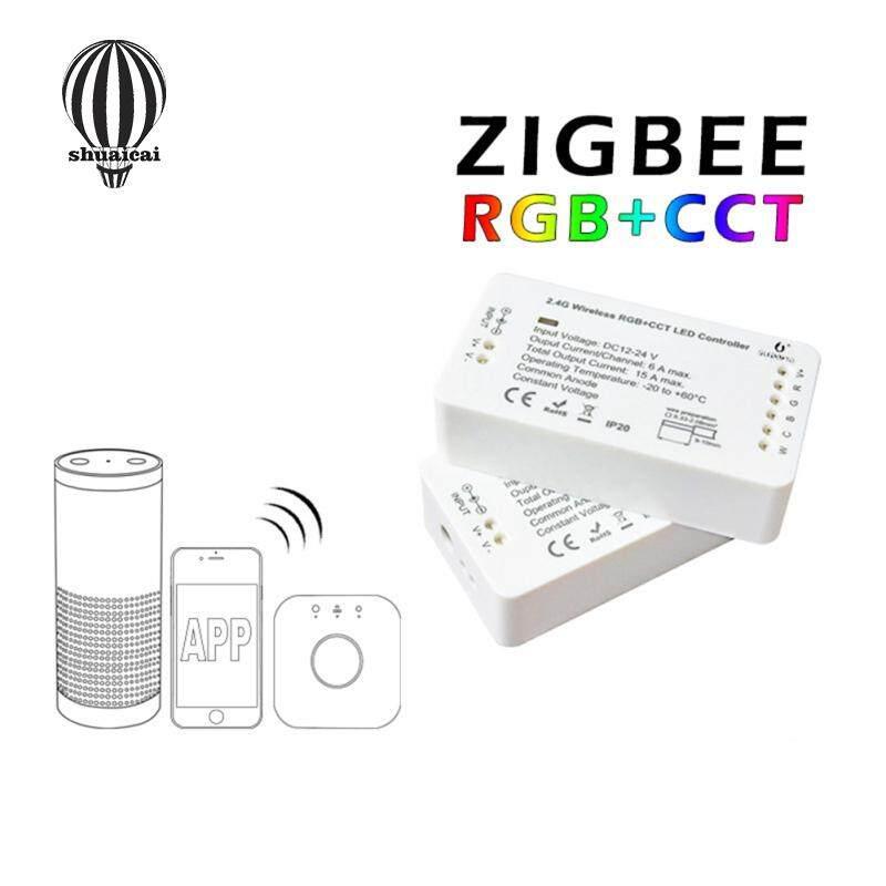 SC Zigbee RGBCCT Controller for Strip Lights Models:GL-C-008