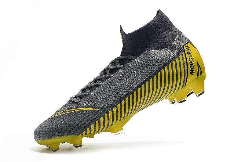 d976def5e4c 2019 New High Ankle Football Boots Superfly Original VI 360 Elite FG Men's  Unisex Football Cleats