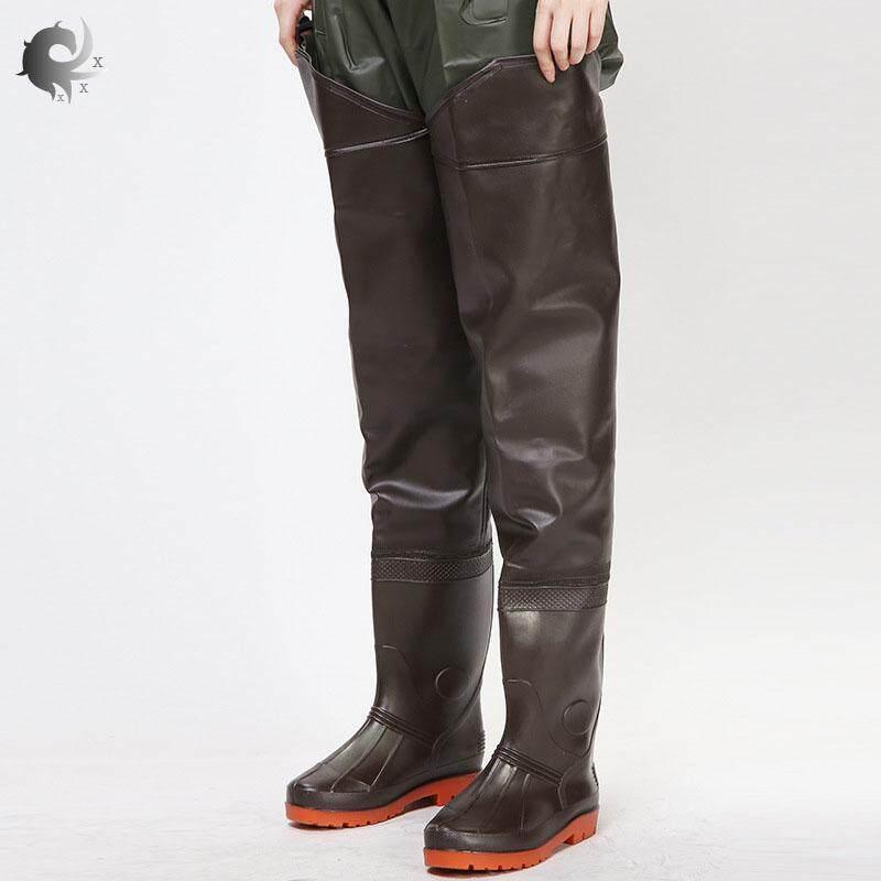 (1 pcs) celana memancing, celana air Beihai, portabel, sepatu memancing, 80 kain rajutan sutra, darah anti-sepatu bot, bahan kain rajutan berkualitas tinggi (38-44 meter)