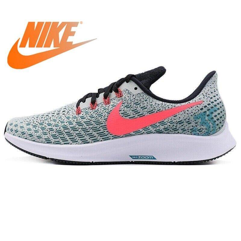 8694357ca5c9 NIKE AIR ZOOM PEGASUS 35 Men's Running Shoes Sneakers Lace-up Athletic Low  Top Shoes