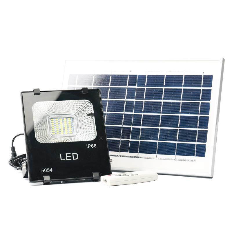 Dragonpad HL LED Waterproof Solar Projection Lamp Remote Control+Light Control