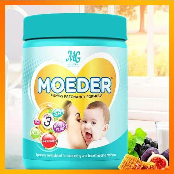 Genius Pregnancy Formula Moeder Milk Booster By Xiaoyuge.