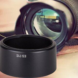 Hot Deals, Nắp Ống Kính Zoom Che Nắng, Dù Để Che Nắng Bảo Vệ Dành Cho Canon 50Mm F 1.4 ES-71II 58Mm thumbnail