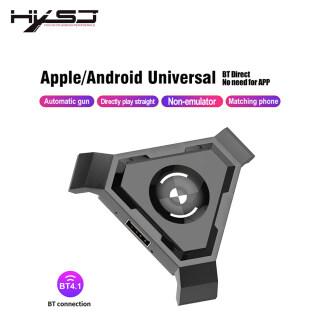 HXSJ Bộ Chuyển Đổi Chuột Bàn Phím Chơi Game Di Động P5 Cho iPhone Điện Thoại Android BT 4.1 Cắm Và Chạy Kết Nối thumbnail