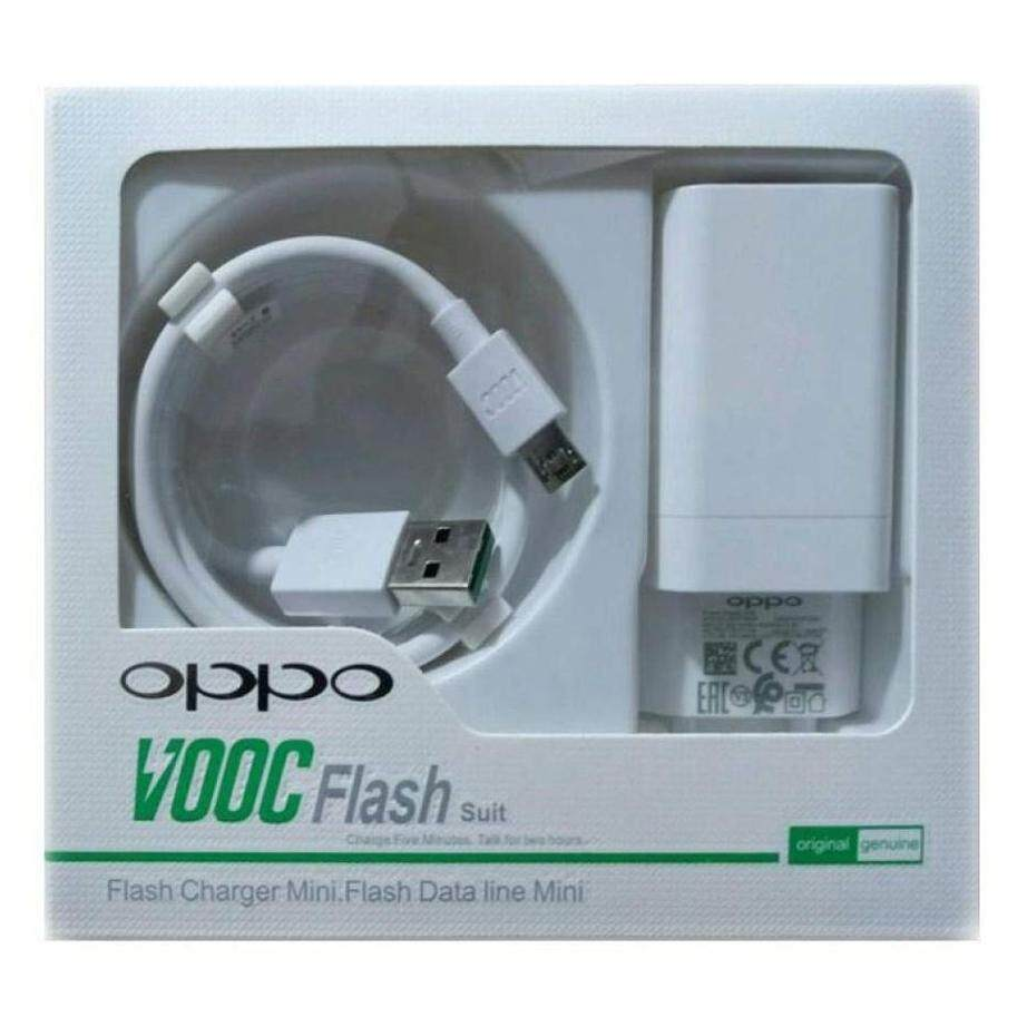 ORIGINAL OPPO VOOC 4A/5V FLASH CHARGE FOR R9S F7 F9 F11 F11 PRO
