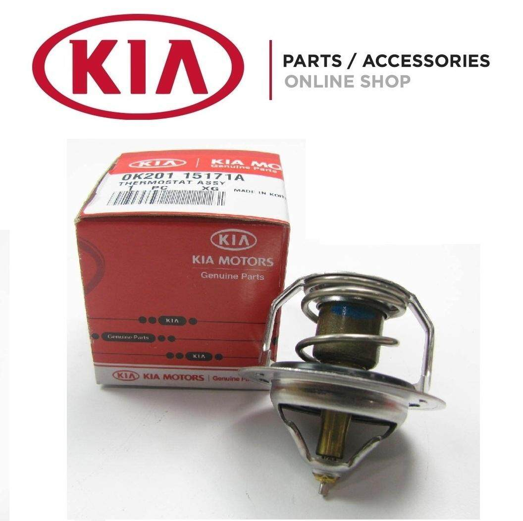Kia Auto Parts Spares Price In Malaysia Best 2005 Sportage Cooling System Genuine Spectra Thermostat