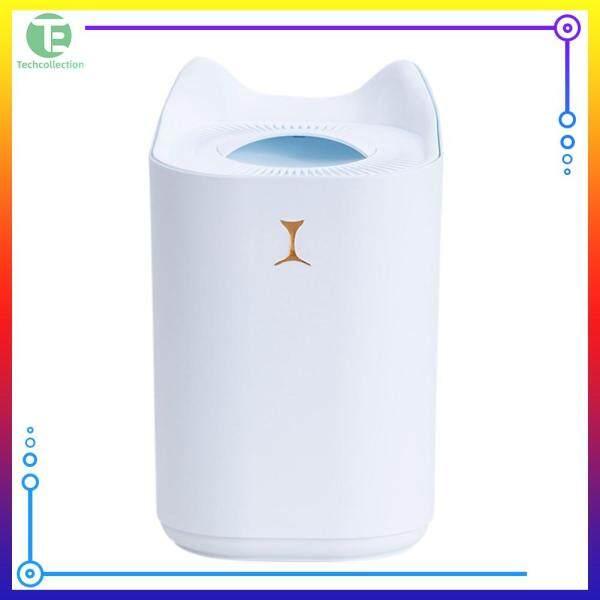 Techcollection 3300ml Large Capacity Home Air Humidifier Double Nozzle Fine Mist Sprayer Singapore