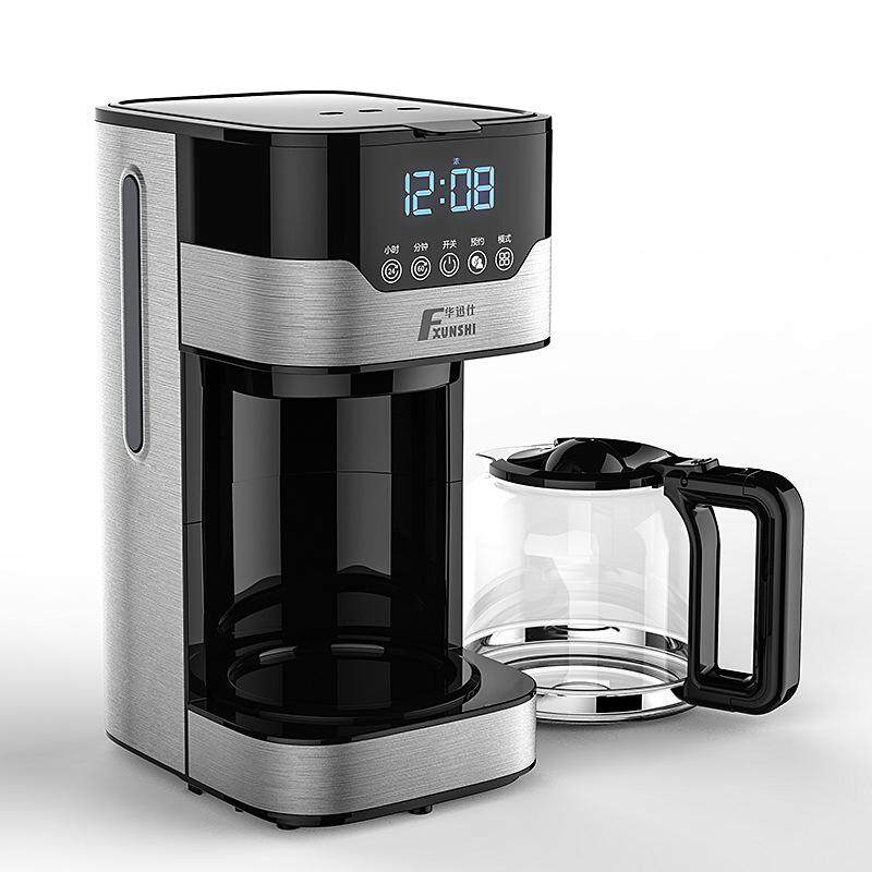 Household American Coffee Maker Dripping Coffee Pot With Filter Screen Automatic Tea Making Machine Lazada