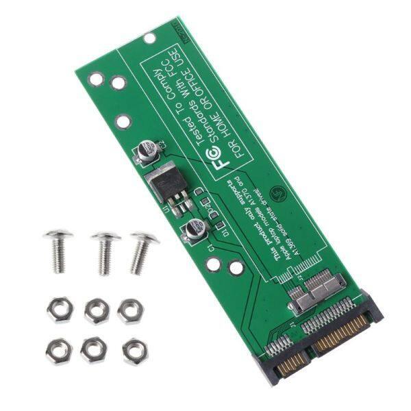 Bảng giá EL Cho Macbook Air 2010-2011 A1370 A1369 Ổ Cứng SSD Ổ Đĩa Để Bộ Chuyển Đổi SATA Bảng Thẻ Adapter Phong Vũ