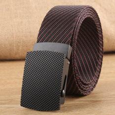 Thắt lưng quần jean MEDYLA chất liệu vải nylon dành cho nam thắt lưng có thể điều chỉnh thích hợp đi du lịch đi ngoài trời chất lượng cao – INTL
