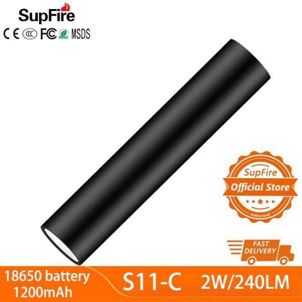 Đèn Pin Supfire S11 Đèn Pin LED 350LM/850LM Mini Chống Thấm Nước Ngoài Trời