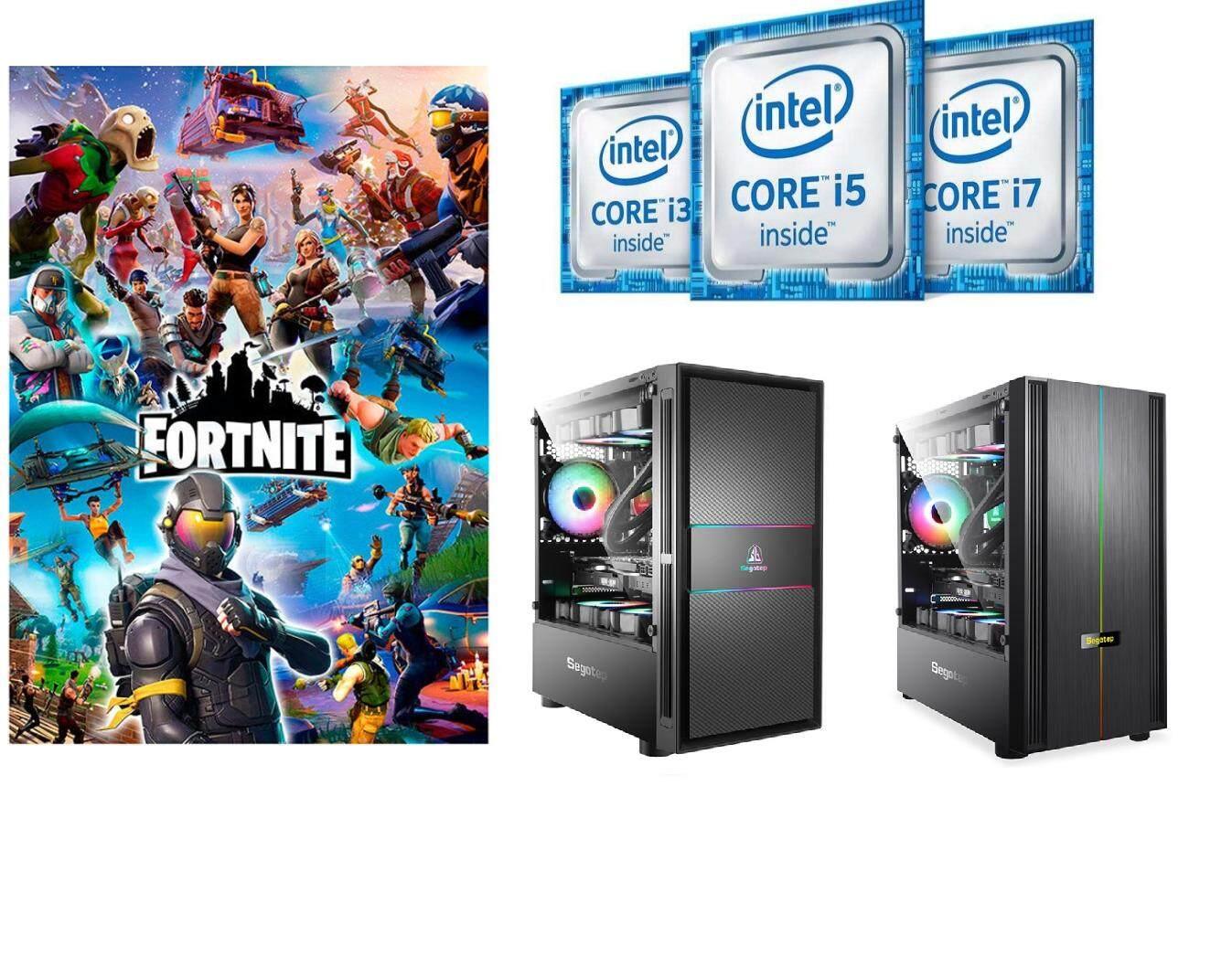 Intel Core i7 Core i5 Core i3 Nvidia GTX1050 GTX1060 GTX1650 RTX2060 16GB  8GB RAM 480GB 240GB 120GB SSD gaming desktop pc for dota 2 csgo PUBG