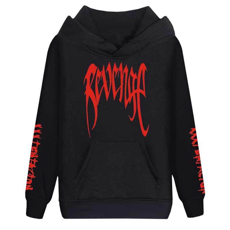e42df4f73e40 Hequ Revenge Xxxtentacion Hoodie Sweatshirt Men Women Casual Pullover  Streetwear Sudadera Hombre Harajuku Male Hood Crewneck