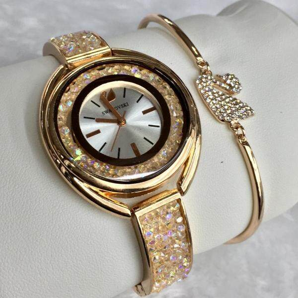SWAROVSKI_WATCH WITH BOX WOMEN Malaysia