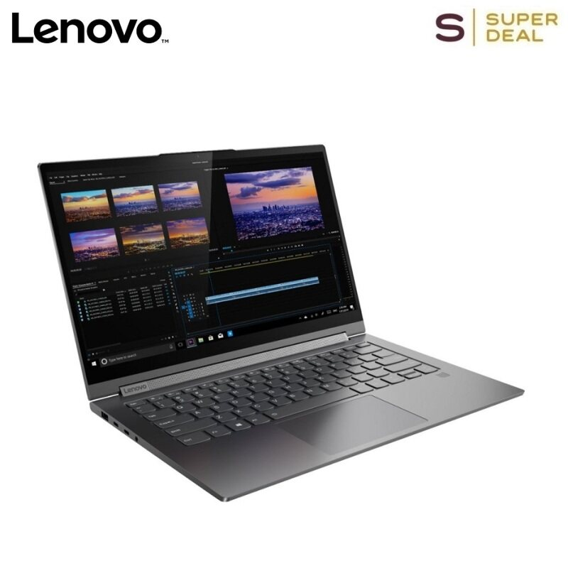 "Lenovo Yoga C940 (14"") Laptop 81Q9000GUS (i7-1065G7, 16GB RAM, 1TB SSD ,Intel® Iris® Plus Graphics) Malaysia"