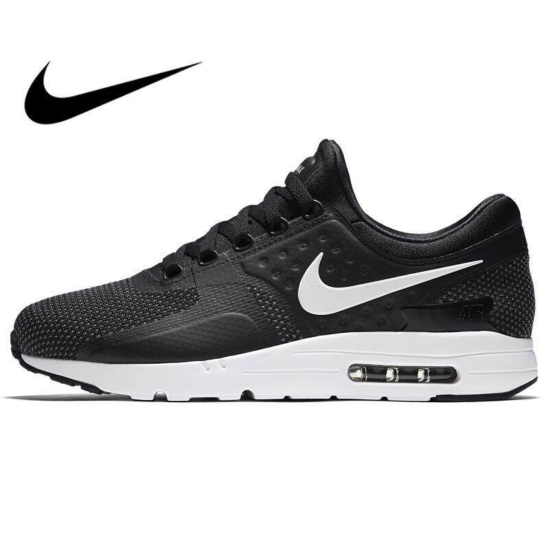 Original_ Nike_ Air_ Max_ ZERO ESSENTIAL Mens Running Shoes New Outdoor Sports Comfortable Cushioning Sneakers Wear resistant Shoes