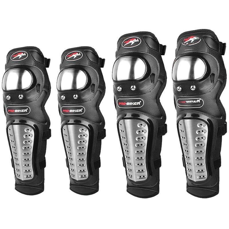 P15 Motocross Protective Gear Knee Elbow Pad 4pcs
