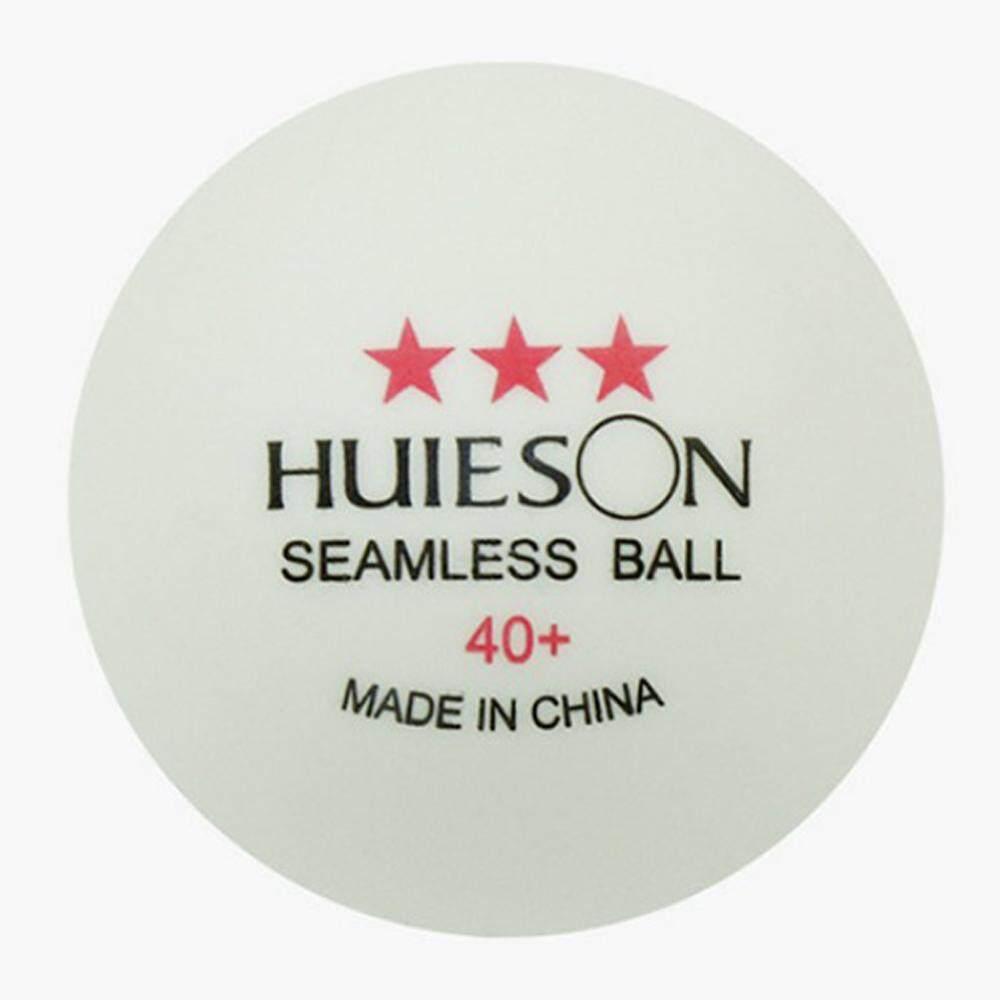 Huieson 30 ชิ้น/ถุงมาตรฐาน 3 ดาวพลาสติก Abs ลูกปิงปอง 40 + ลายกีฬาปิงปอง Poly ลูกผู้ใหญ่การแข่งขัน By Union Mall.