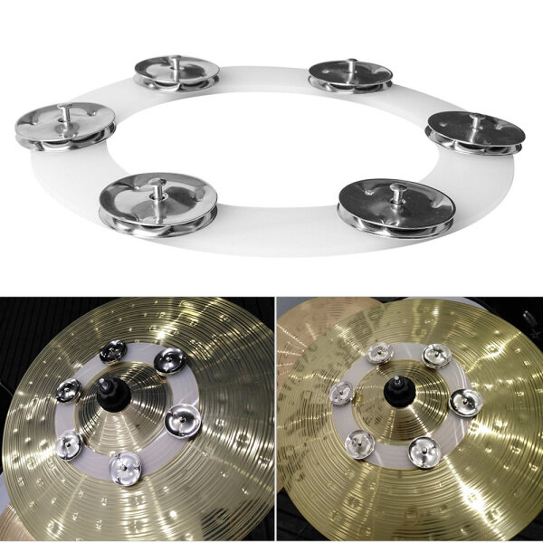 Percussion Drum Cymbal with Ching Ring Cymbal Pack Musical Instrument Accessory