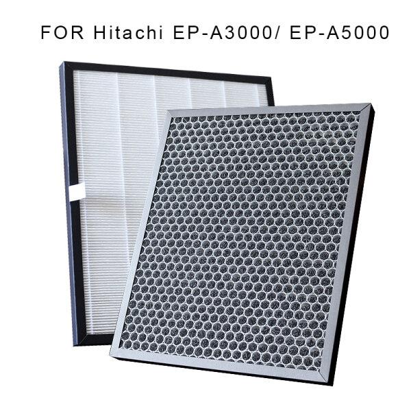 Bảng giá Tương thích Hitachi EP-A3000/ EP-A5000 a5100c Composite kết hợp bộ lọc HEPA và kích hoạt Carbon