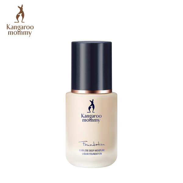 Kangaroo Mommy Liquid Foundation for Pregnant Women Special Concealer for Pregnant Women and Cosmetics for Lactation