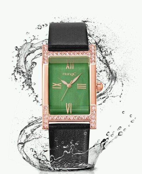 Local Seller New Yazole Watch For Women Fashion Small Tiny Elegant Luminous Quartz Rectangle Wrist Watches Malaysia