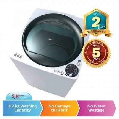 Sharp Washing Machine ESU826E (8.2kg) Pump-up Tub Washing Machine