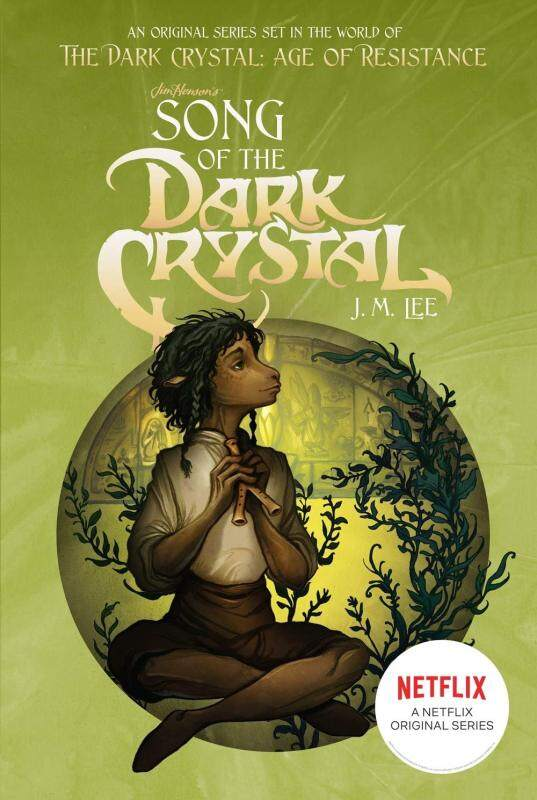 BORDERS Song of the Dark Crystal #2, By (author)  J. M. Lee Malaysia