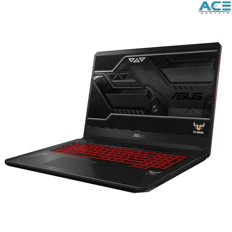 Asus TUF FX705G-EEW164T Gaming Notebook *60Hz* (i7-8750H/8GB DDR4/128GB SSD+1TB HDD/GTX1050Ti 4GB/17.3 FHD/Win10) Malaysia