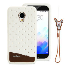 ... Samsung Galaxy S6 Edge With Lanyard Coffee Color. Fabitoo Cute ice cream silicone back cover case For Meizu