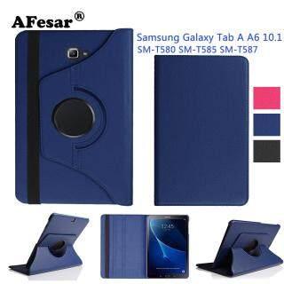 Ốp Lưng Xoay Tab A A6 10.1 SM T580 T585 T587 360-Ốp Lưng Đứng Đa Năng Cho Máy Tính Bảng Samsung Galaxy Tab A 10.1 2016 thumbnail