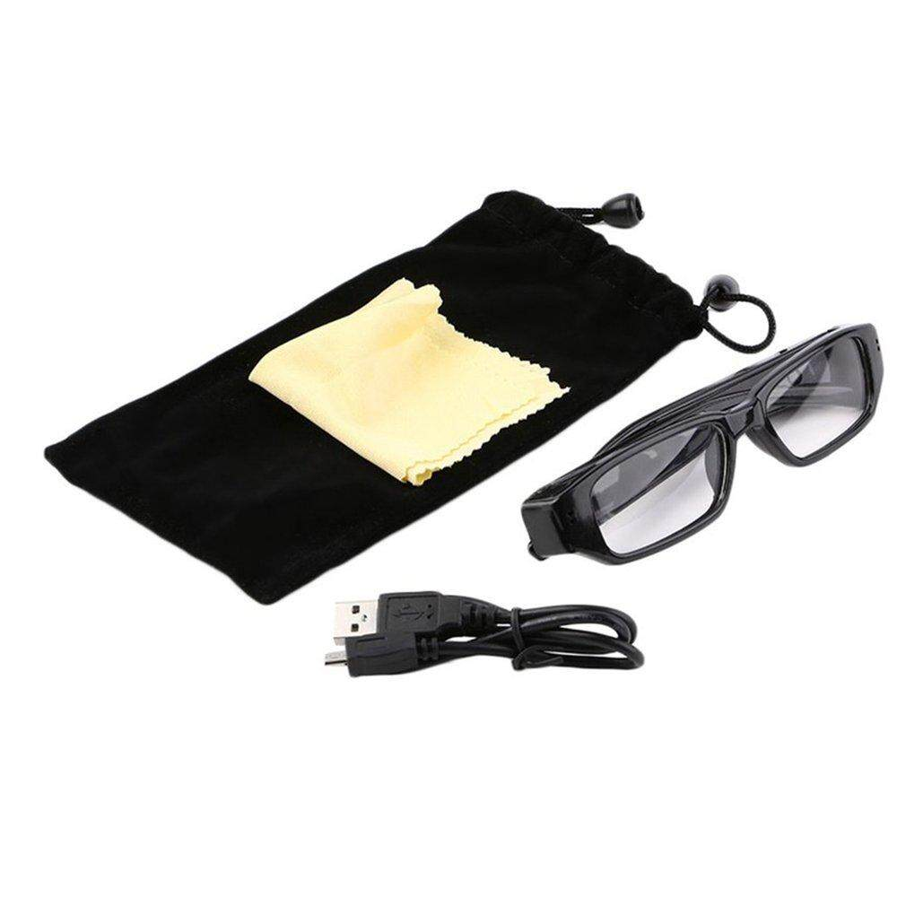 Top Jual Tahan Lama Mini 1080 P HD Kacamata Kamera Kacamata DVR Perekam Video Cam Camcorder