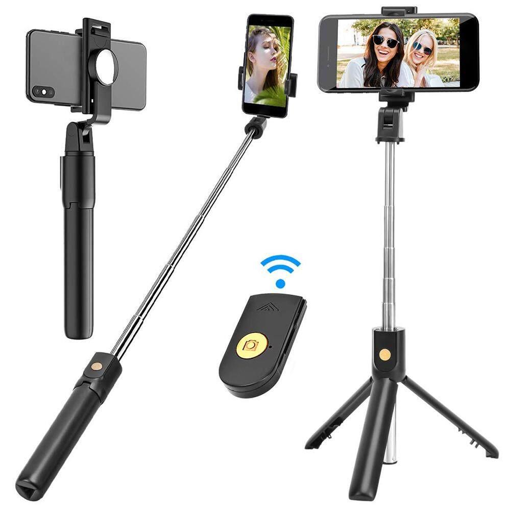 Giá K10 Gậy Tự Sướng Bluetooth Selfie Stick Giá Đỡ Điện Thoại