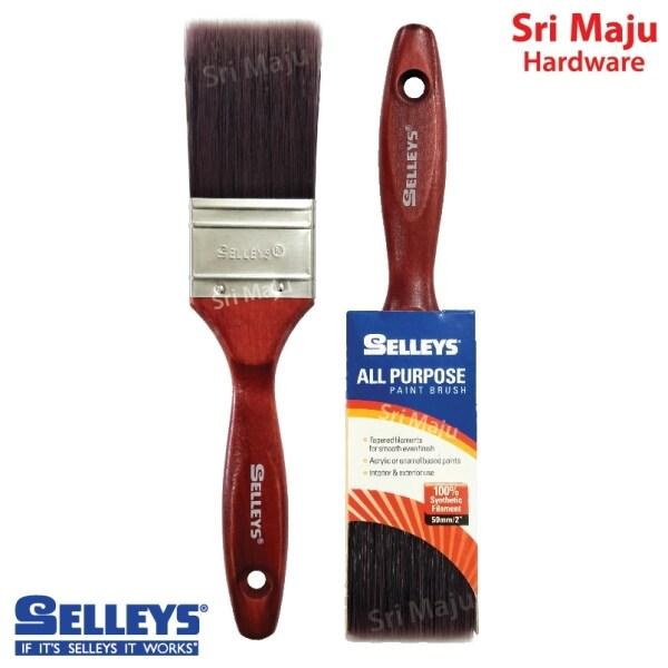 MAJU Selleys All Purpose Paint Brush General Home Office School Painting Work Job Brush Berus Cat Mengecat