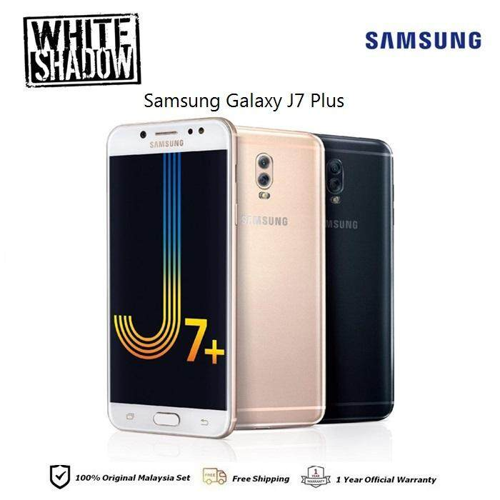 outlet store 20df2 6b585 Samsung Galaxy J7+ J7 Plus C710 4GB/32GB LTE Dual Camera Original Warranty  by Samsung Malaysia