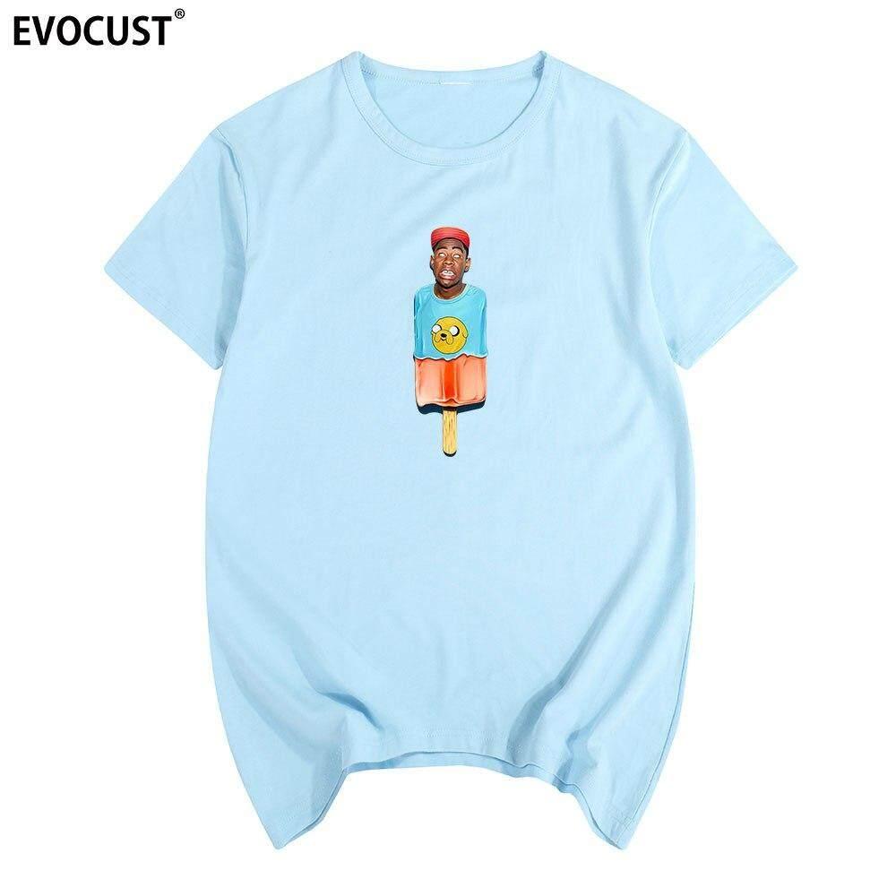 6790e2c08247 ZCJS Tyler The Creator frank ocean ofwgkta skate top harajuku T-shirt  Cotton Men T