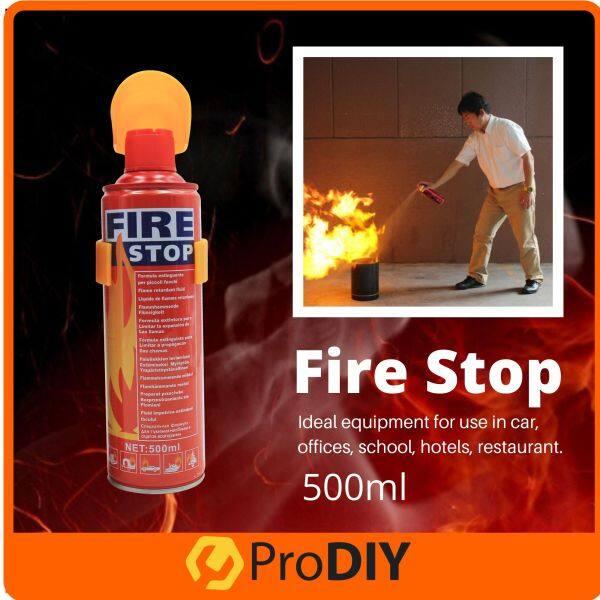 Extinguisher Fire Stop Foam Fire Extinguisher Home Emengency Portable Spray 500ml / 1000ml