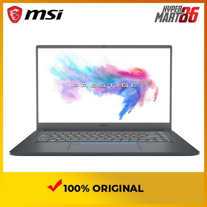MSI PS63 8RD-267MY Modern Gaming Notebook (15.6inch/Intel I7/8GB/512GB SSD/GTX1050Ti 4GB) Malaysia