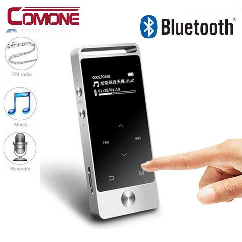 COMONE Original BENJIE Touch Screen lossless HiFi Metal MP3 Player Real 8GB S5 Metal APE/