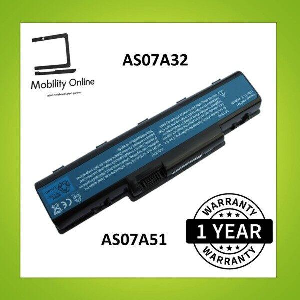 ACER AS07A32 AS07A51 AS07A42 AS07A41 AS07A75 LC.BTP00.012  4740G-432G50MN 4920-1A2G12MI Laptop Battery Malaysia