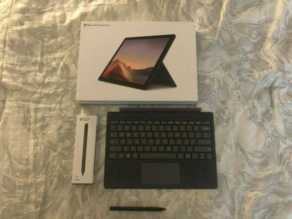 New Microsoft Surface Pro 7 12.3 512GB SSD, Intel Core i7, 16GM RAM Malaysia